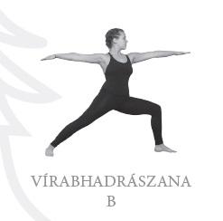 VIRABADRHÁSZANA B