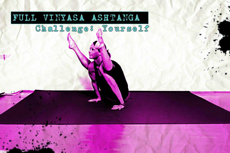 Full Vinyasa Ashtanga