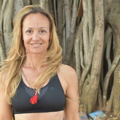 Czapári Edit Dittó jóga oktató és gyakorló
